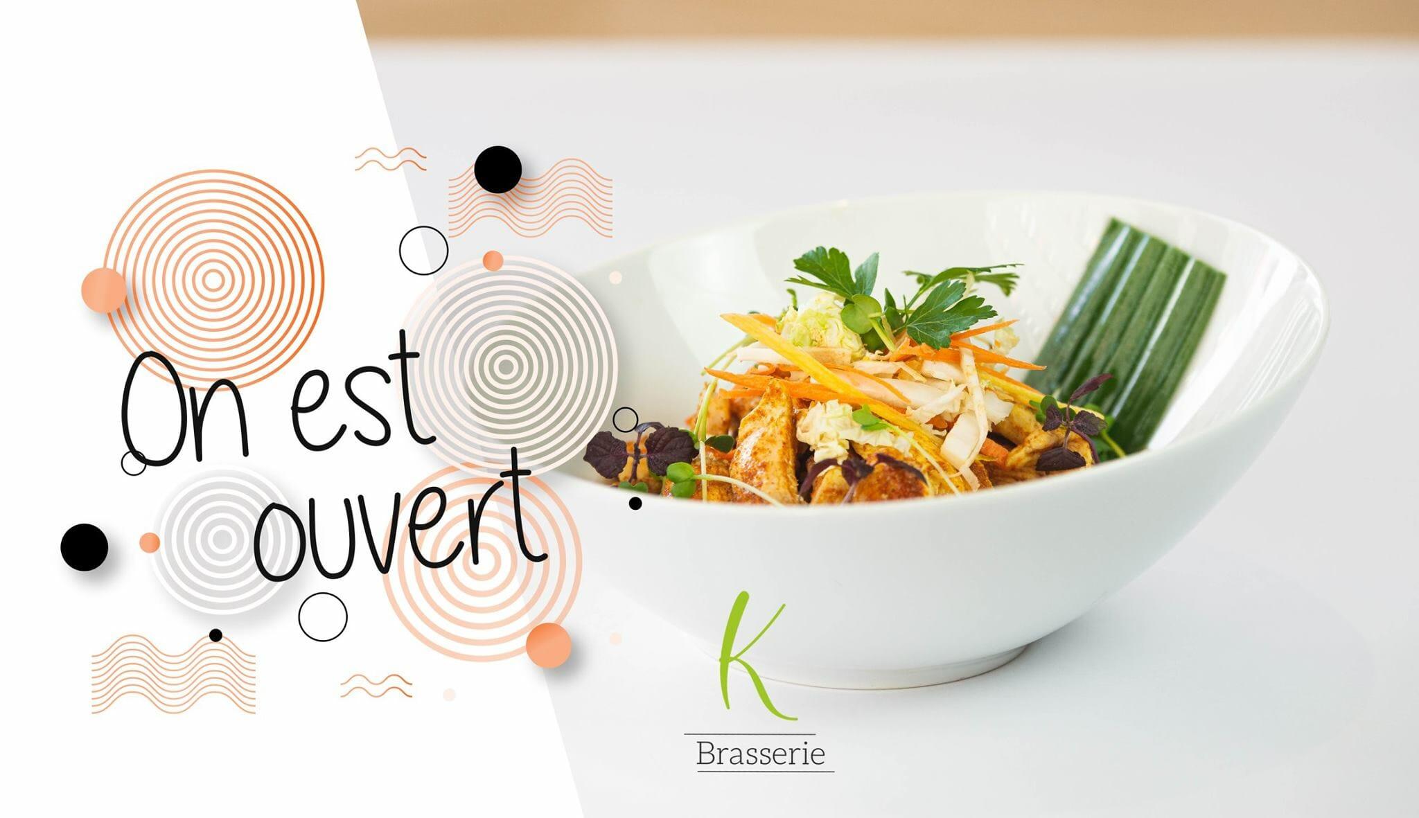 Annonce de l'ouverture de Brasserie K Mulhouse