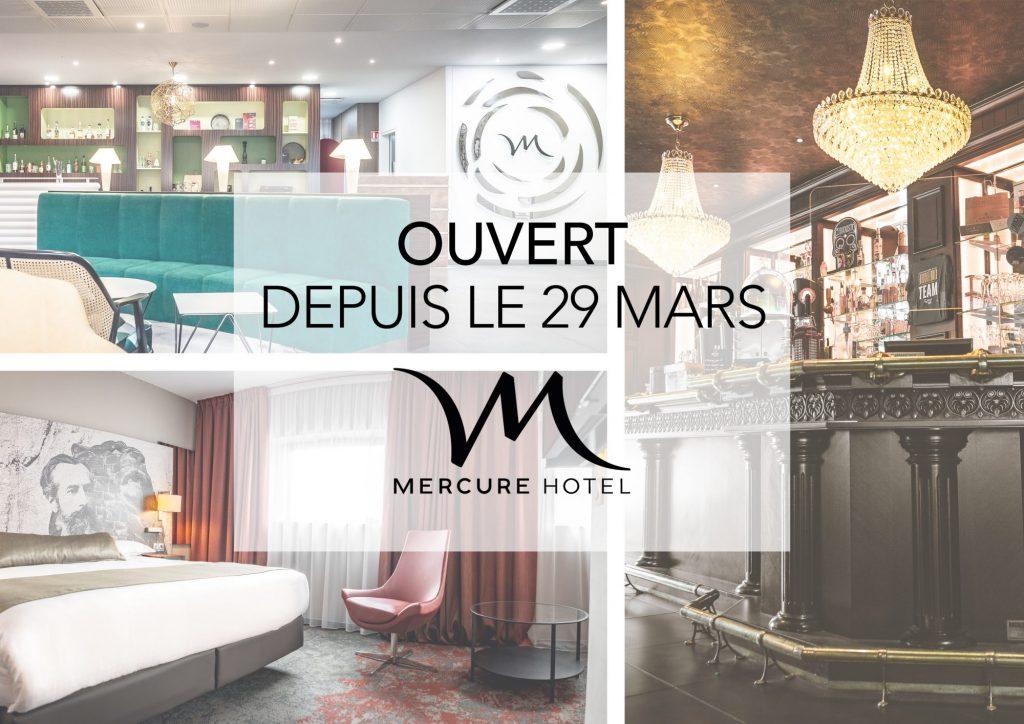 Mercure hôtel Belfort Centre